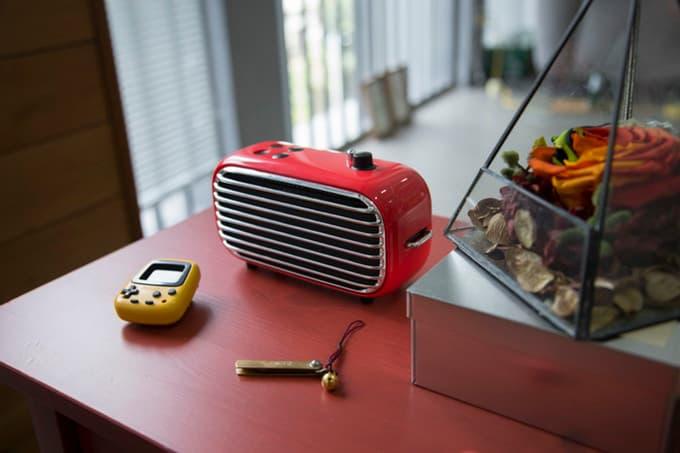 Lofree 推出復古造型無線揚聲器 Poison