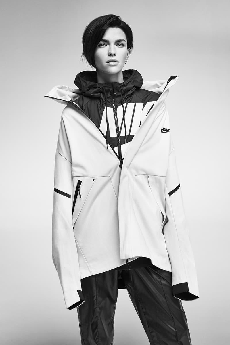 都市制服 - Nike Sportswear 2017 秋季 Tech Fleece 系列 Lookbook