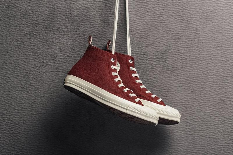 "Converse Chuck Taylor All Star 1970s ""Wool"" Pack"