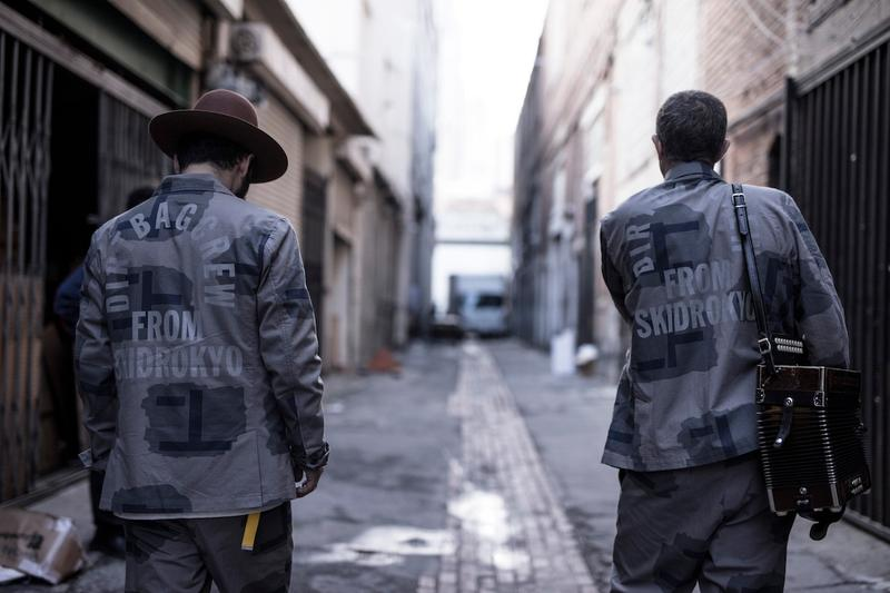 HUF x UNITED ARROWS & SONS Collaboration