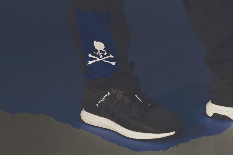 adidas Originals by mastermind WORLD 聯名系列正式發佈
