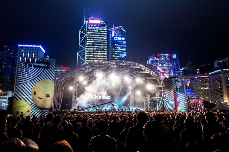 香港戶外音樂及藝術節 Clockenflap 完整音樂表演陣容公佈