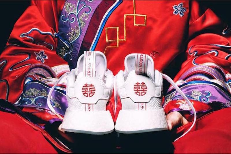 adidas Originals NMD R2 全新「囍」配色曝光