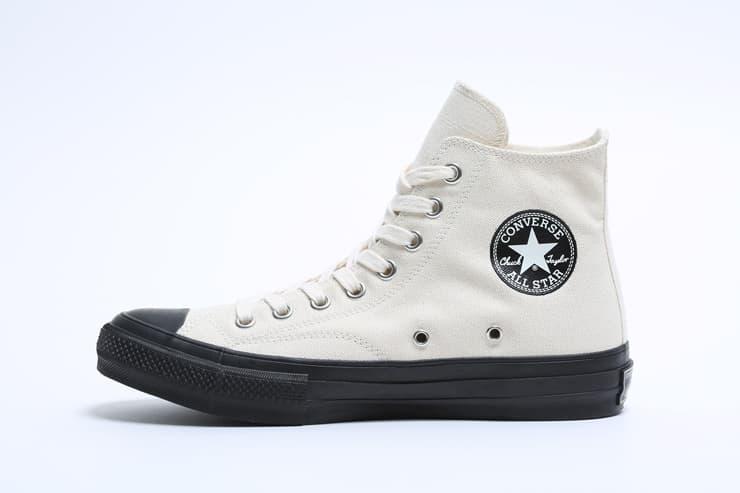 COMME des GARÇONS x Converse Addict 聯乘 Chuck Taylor All Star 系列