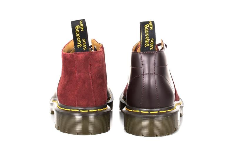 Engineered Garments x Dr. Martens 全新聯名 Monkey Boot 系列