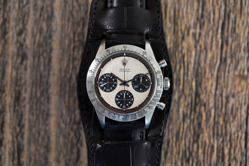 Rolex 經典 Daytona「Paul Newman」成為史上最高拍賣價腕錶