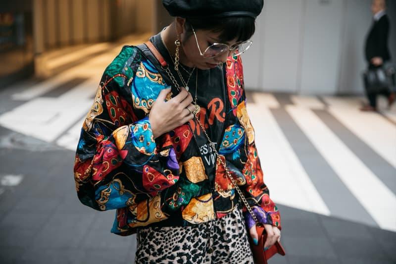 Streetsnaps: 2018 春夏東京時裝周街拍特輯