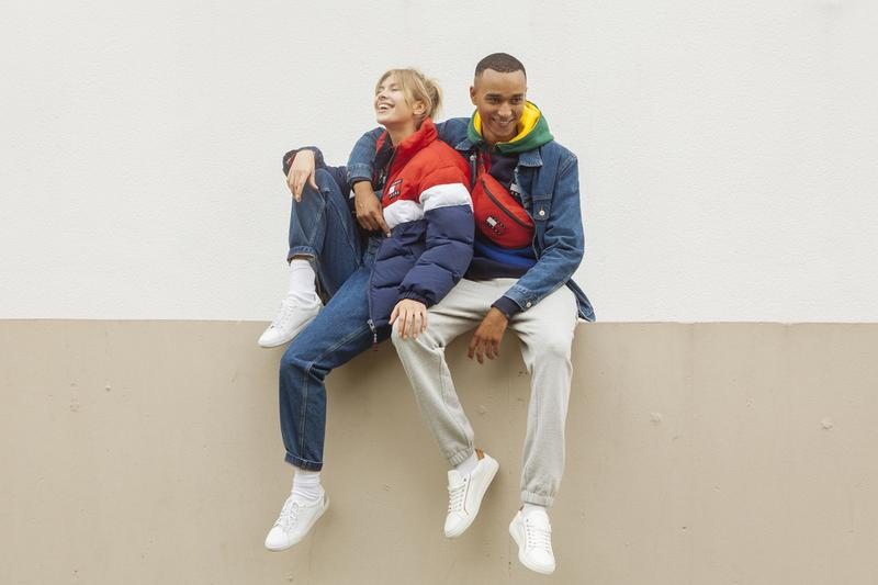 Tommy Hilfiger 最新 2017 秋季 TOMMY JEANS 別注系列