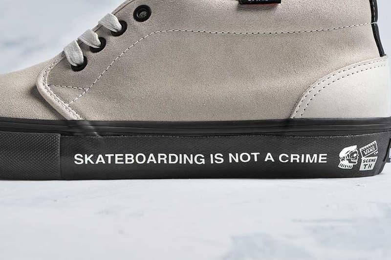 Vans Pro Skate x Santa Cruz x Taka Hayashi 全新聯名系列