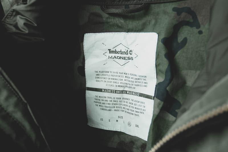 率先近賞 Timberland x MADNESS 聯名系列
