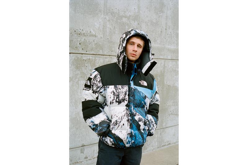 Supreme x The North Face 2017 冬季聯名系列正式發佈