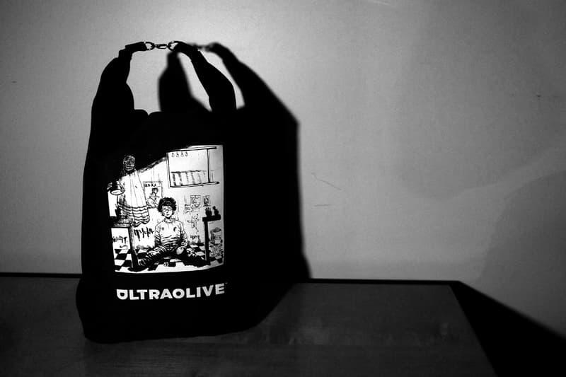 ULTRAOLIVE® x Jun Inagawa 聯名別注系列