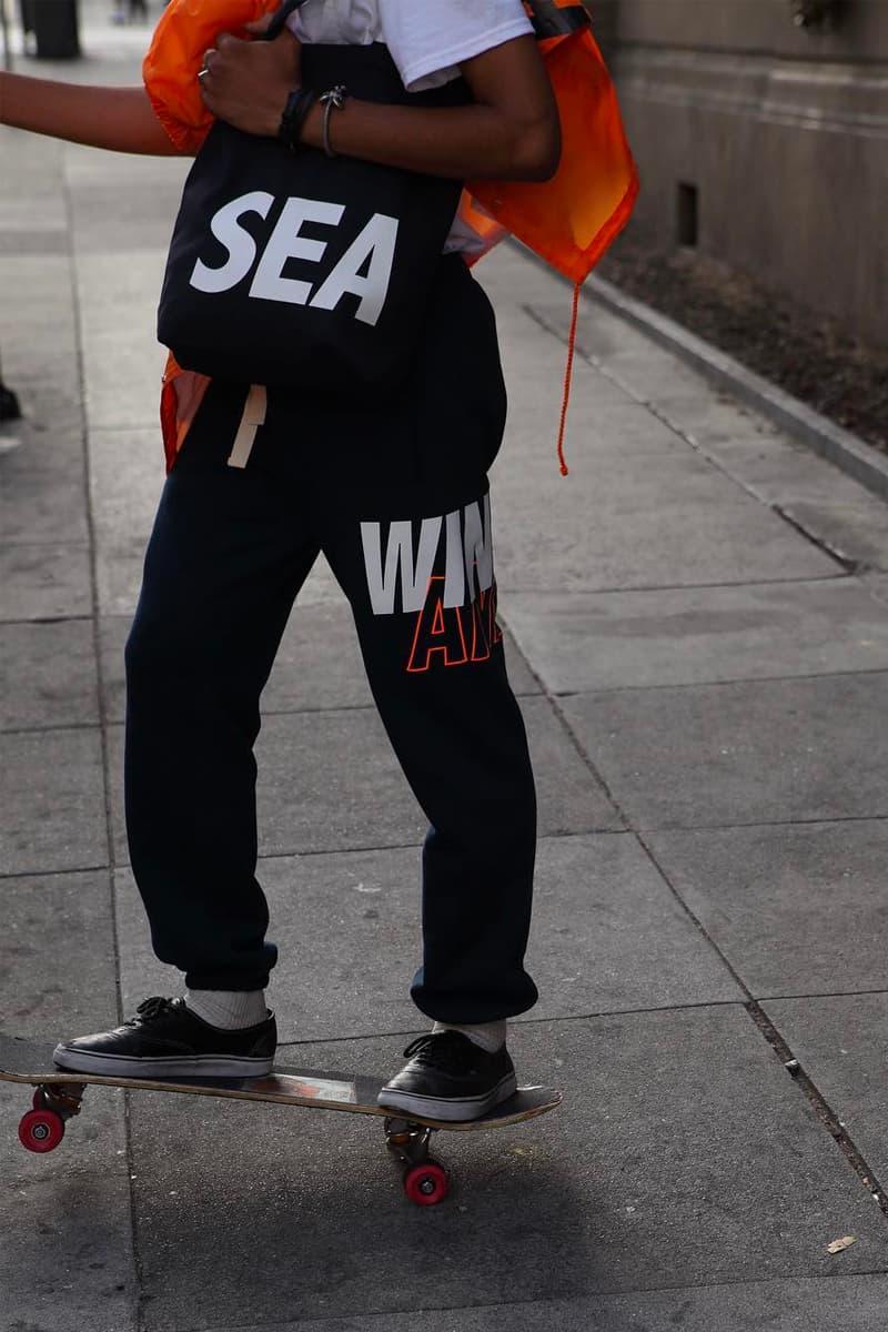 熊谷隆志推出全新品牌 WIND AND SEA
