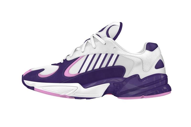 《DRAGON BALL Z》x adidas YUNG-1「FRIEZA」聯乘配色鞋款