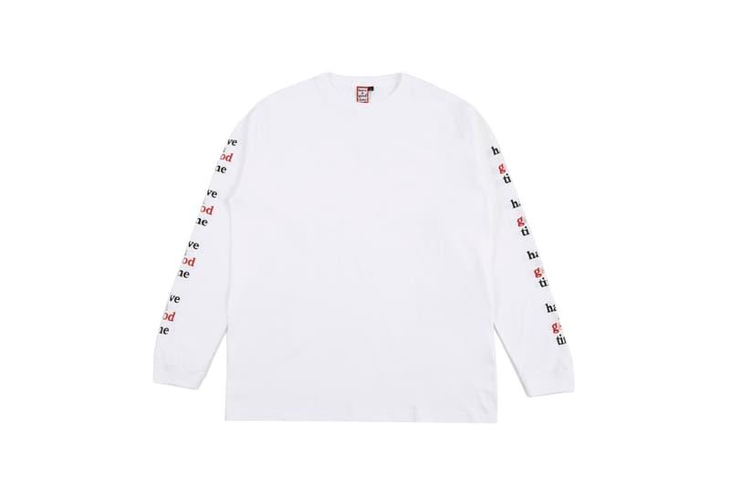 Goodhood x Have A Good Time 十周年別注 T-Shirt 系列