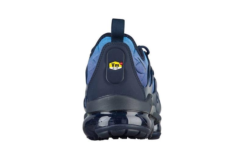 搶先預覽 Nike VaporMax Plus 全新「Electric Blue」配色