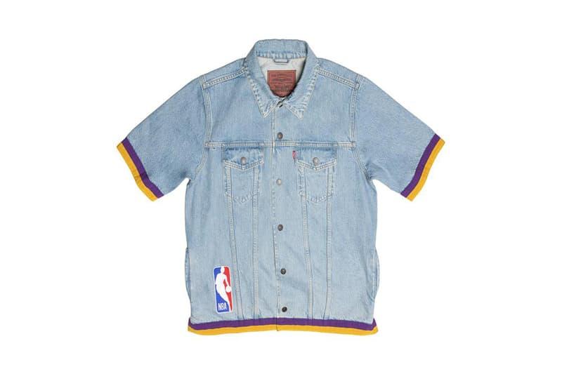 Just Don x Levi's「NBA Collection」联名别注系列登场