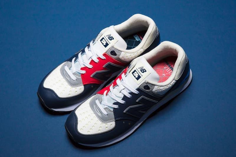 mita sneakers x WHIZ LIMITED x New Balance 三方聯名 574 鞋款