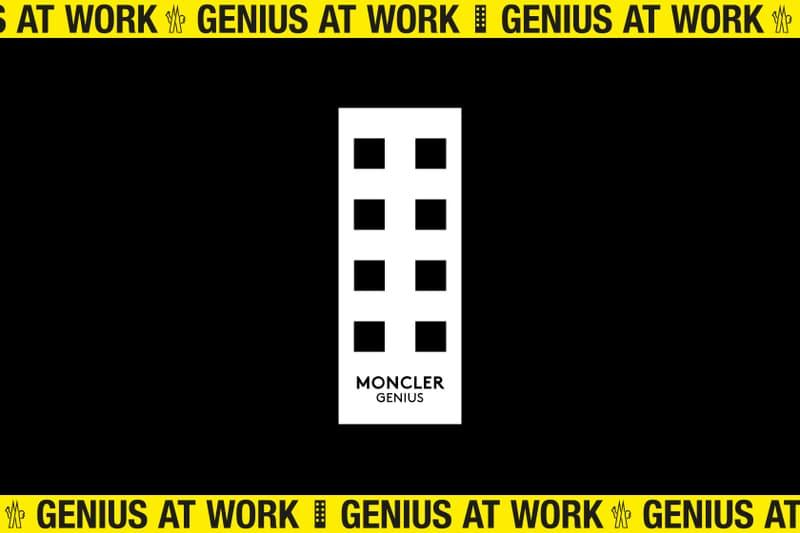 Moncler 即將於米蘭全面發佈 Moncler Genius 新作