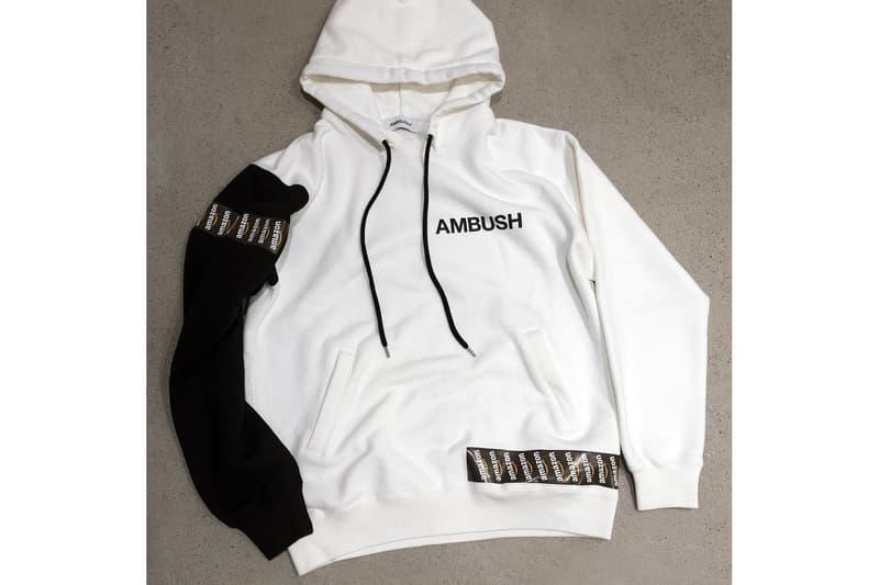 AMBUSH® x Amazon 聯名企劃曝光