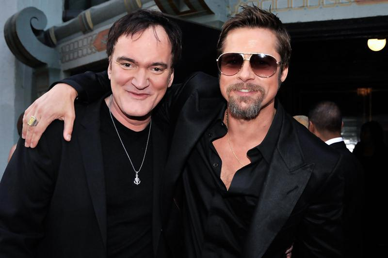 Brad Pitt 與 Leonardo Leonardo DiCaprio 將共同出演 Tarantino 新作