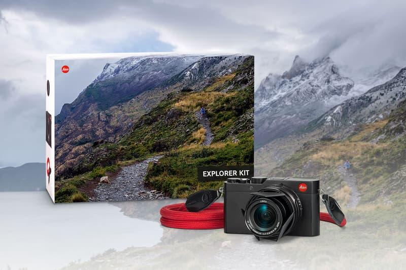 Leica 為 D-Lux 推出全新探險家套裝
