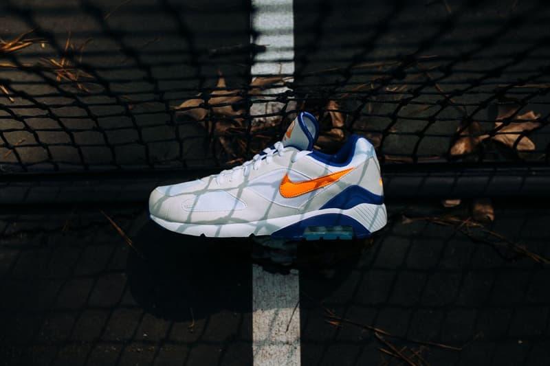 近賞 Nike Air Max 180 全新「Dark Concord」配色