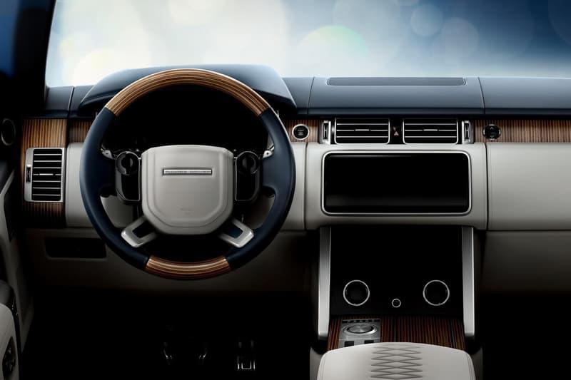 Land Rover 推出 Range Rover SV Coupe 雙門越野車