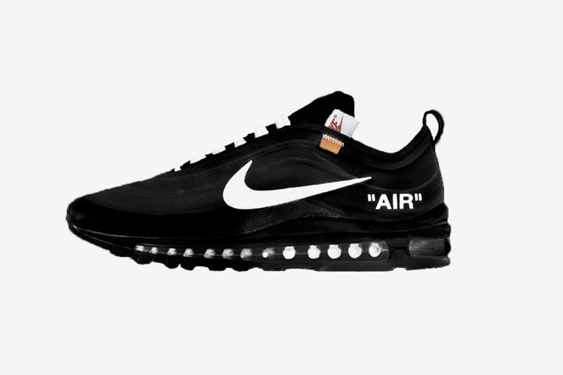 Virgil Abloh x Nike Air Max 97 或將迎來全新配色