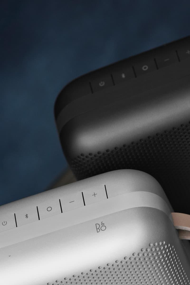B&O PLAY 推出全新便攜式藍牙音響 Beoplay P6