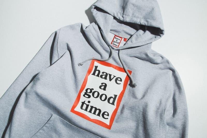 have a good time 2018 春夏系列正式上架