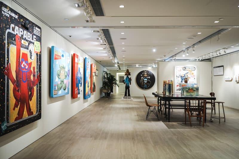 Christie's x Michael Lau Exhibition 6「COLLECT THEM ALL !」個人展覽