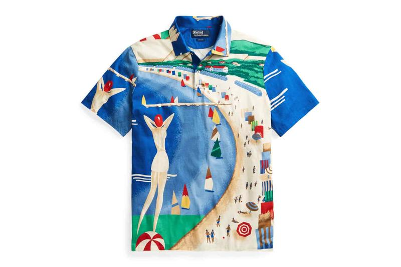 Polo by Ralph Lauren 推出全新 CP-93 系列