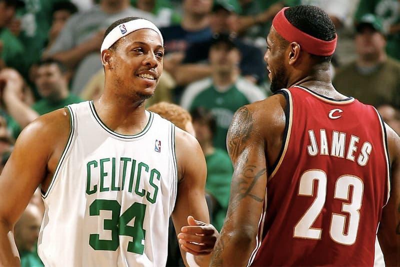 Paul Pierce 表示 LeBron James 如果敗給 Celtics 將再次轉隊