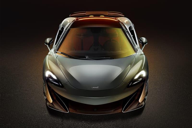 為賽道而生的「LT」版本-McLaren 發佈全新限量超跑 600LT