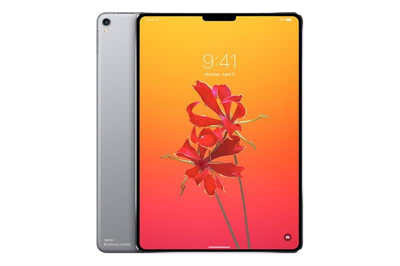 iOS 12 揭示新 iPad 將繼承「刘海」設計?