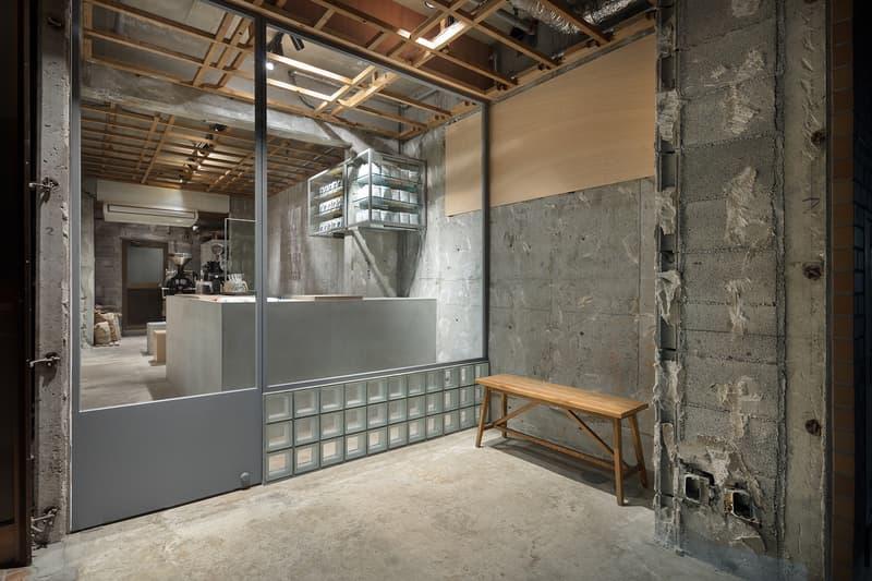 東京 Yusuke Seki 工作室改造 Voice of Coffe 咖啡馆