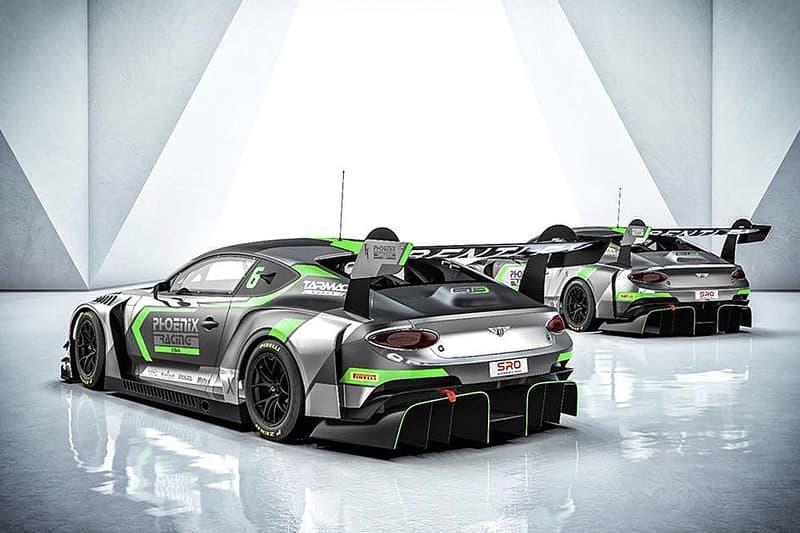 Bentley 與 Phoenix Racing Asia 簽下長期合作協議