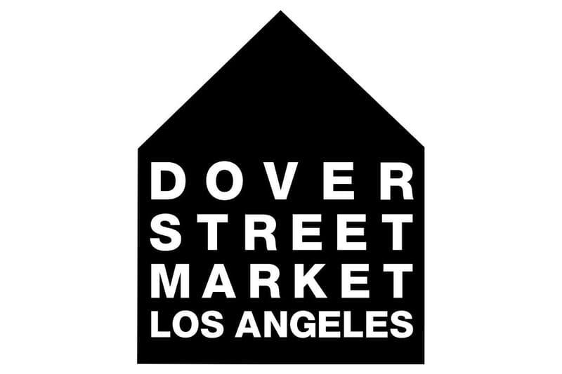 Dover Street Market LA 將提供 DIY 服務