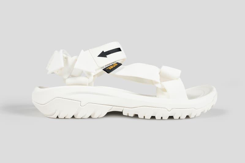 FMACM 攜手 Teva 打造 Hurricane XLT 改造款涼鞋