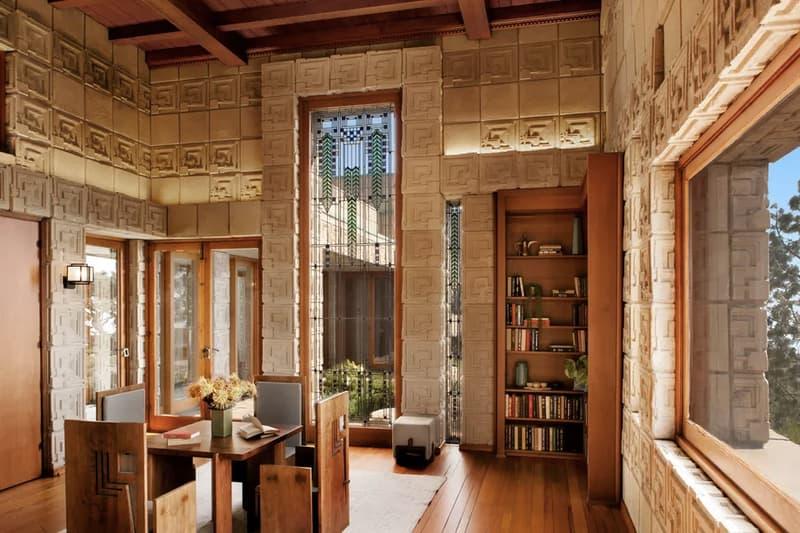 Frank Lloyd Wright 標誌性 Ennis House 以 $2,300 萬美元價格出售