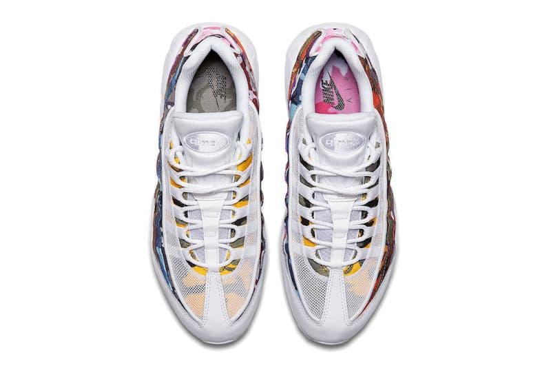 Nike Air Max 95 全新「ERDL Party Pack」即將上架