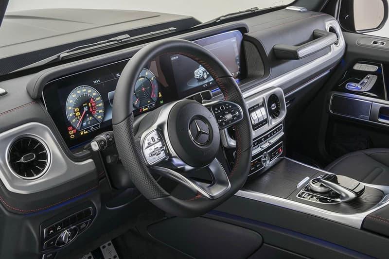 BRABUS 改裝 2019 年新款 Mercedes-Benz G500