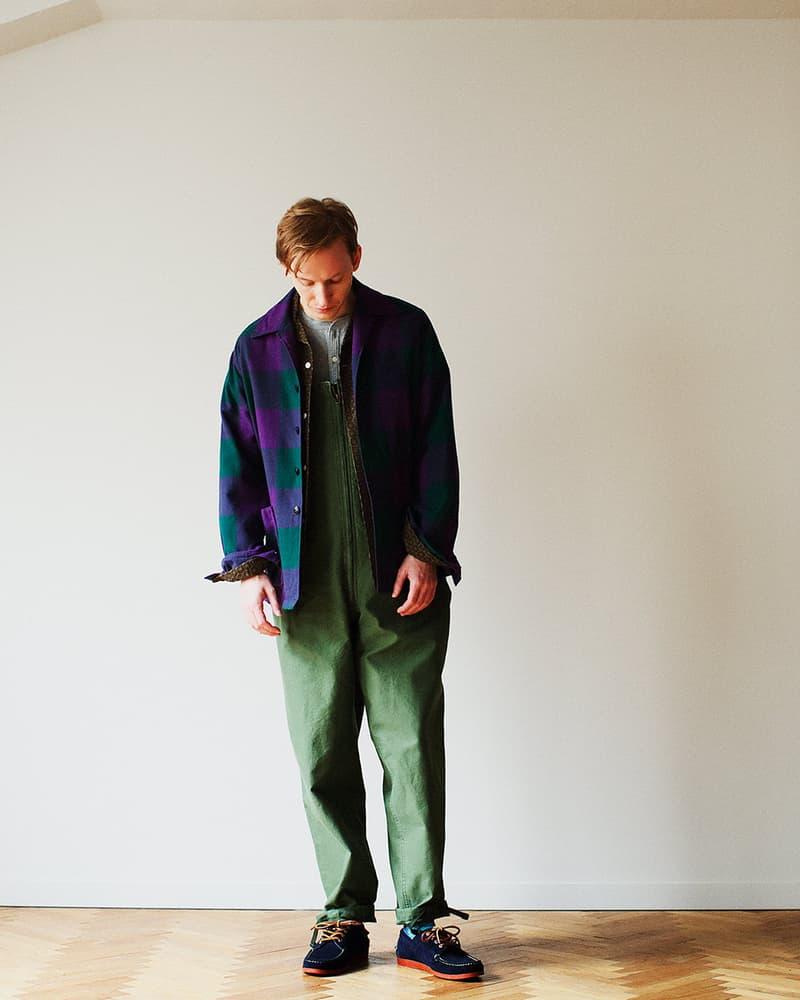 BEAMS PLUS 2018 秋冬系列 Lookbook