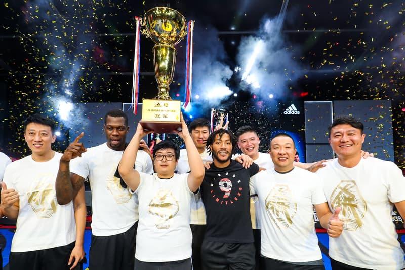 adidas Basketball x Derrick Rose 2018 中國行上海站現場回顧