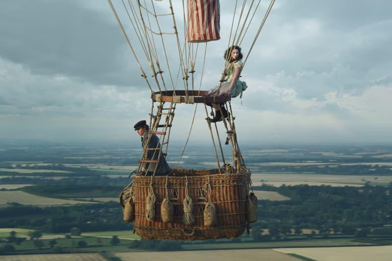 Eddie Redmayne 及 Felicity Jones 主演《The Aeronauts》首張劇照釋出