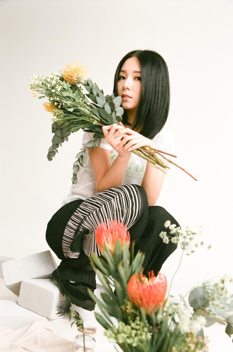 Heidi 李靜儀親自演繹 HBX 街頭造型特輯