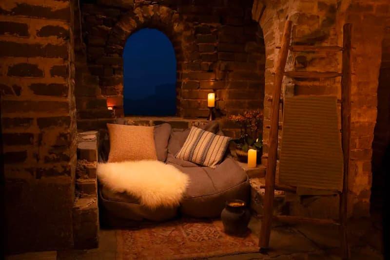 不「住」長城非好漢?Airbnb 推出萬里長城住宿體驗