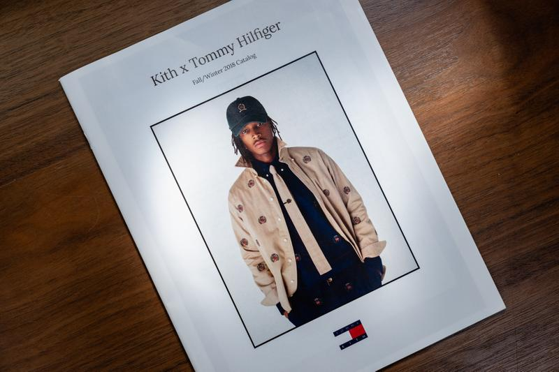 KITH x Tommy Hilfiger 2018 秋冬聯名系列目錄公開