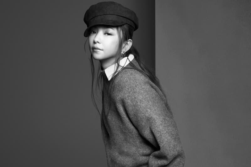 安室奈美惠與 H&M 推出全新聯名系列